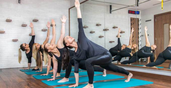 Yoga Studio Names & Ideas