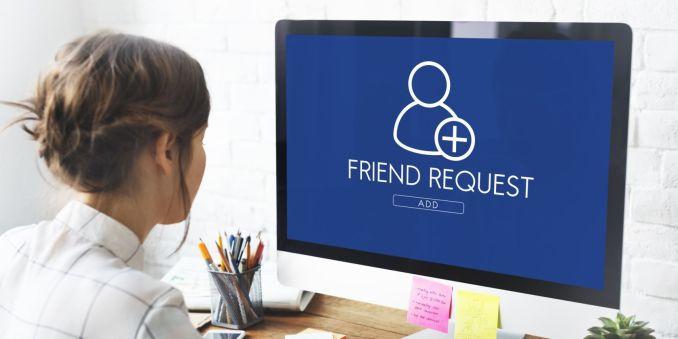 Sending Facebook Friend Request