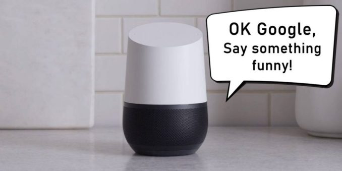 Funny questions to ask Google Home Assistant with Answers