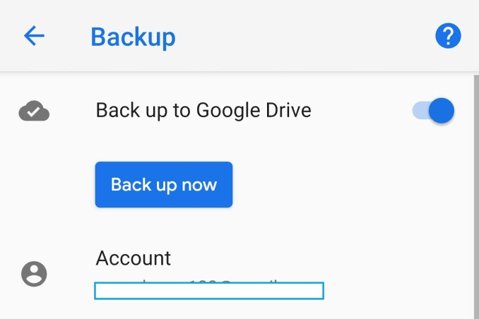 How to back up your photos on Android