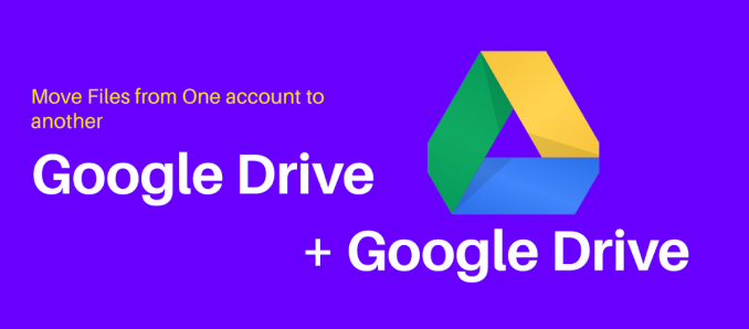 Ways to Transfer Files From One Google Account to Another