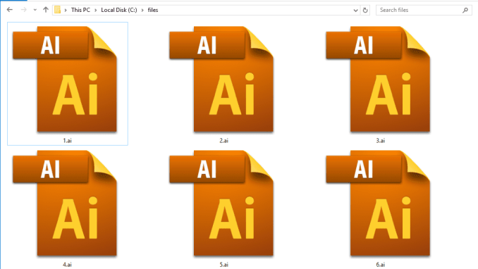 How to Open an AI file without Adobe Illustrator Software