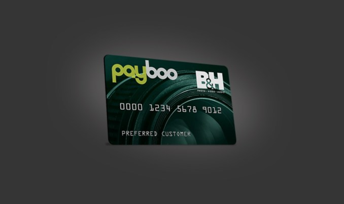 What is the B&H Payboo Credit Card?