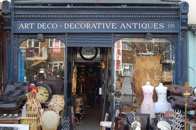Antique Shops