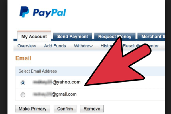How to Find Your PayPal Address or Account Number