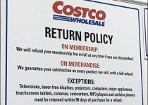 Costco Returns Policy