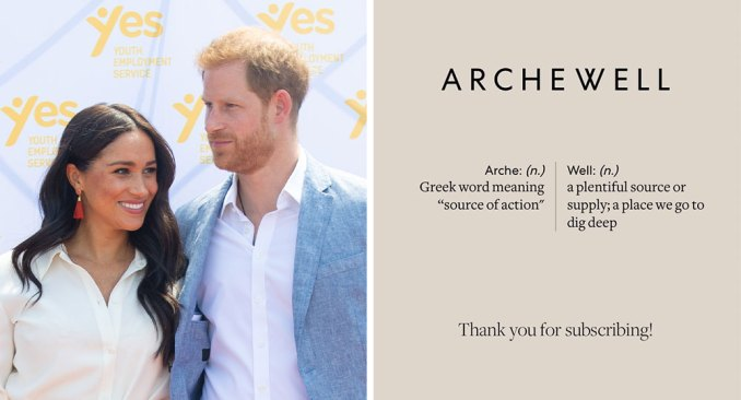 What is Archewell Foundation