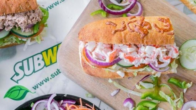 Subway delivery