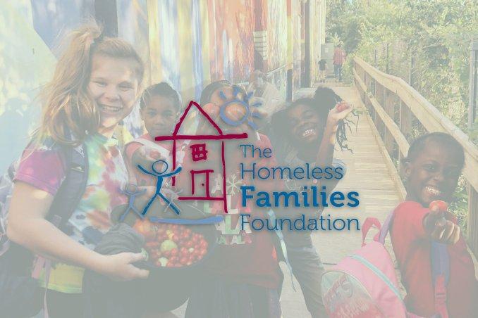 Homeless families' foundation Education