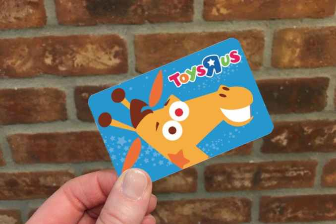 "Is the Toys""R"" Us Card Right for You?"