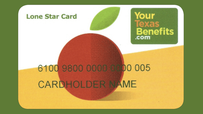 About Texas Food Stamps