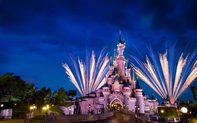 About Disneyland