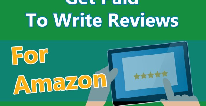 How to Make Money from Home While you Write Reviews for Amazon