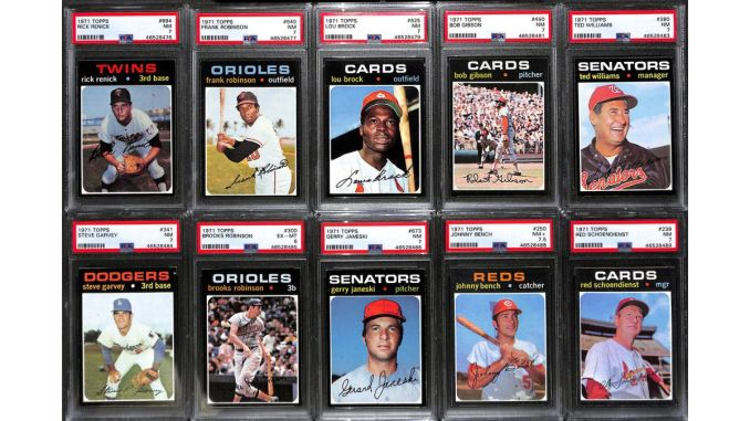 sell your Baseball Cards
