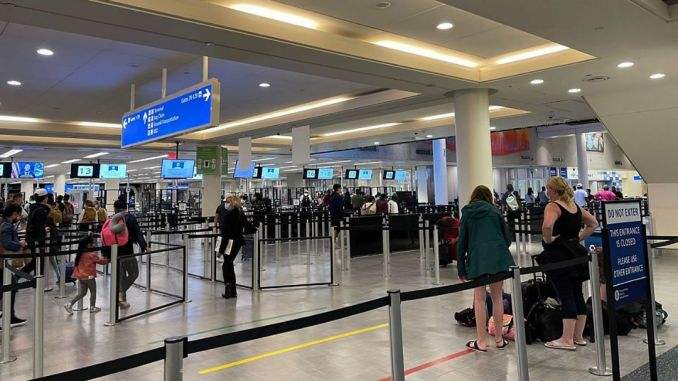 Airports in Montana with Terminals and Precheck Status Informatio