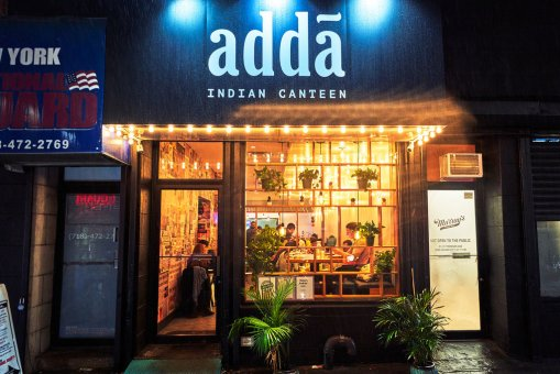 adda indian food restaurant