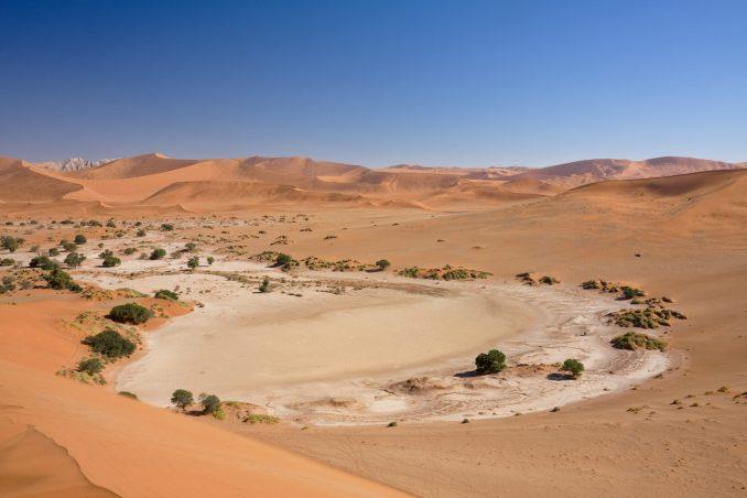 Das Soussusvlei in Namibia