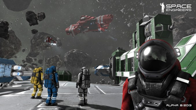 Space Engineers Dedicated Servers, Features and Installation Guide