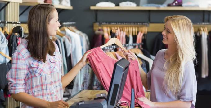stores that hire at 16