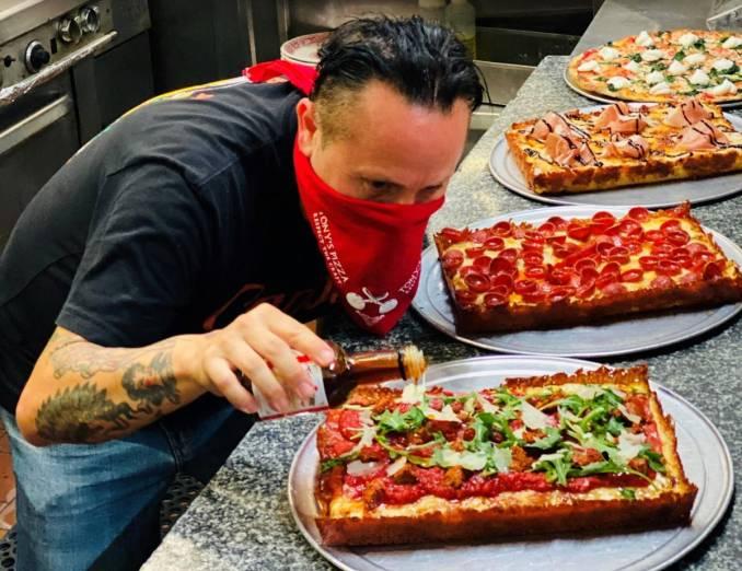 Tony's Pizza Napoletana – San Francisco, California