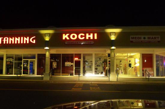 kochi indian food restaurant