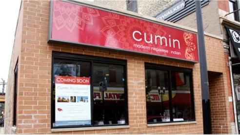 cumin indian food restaurant