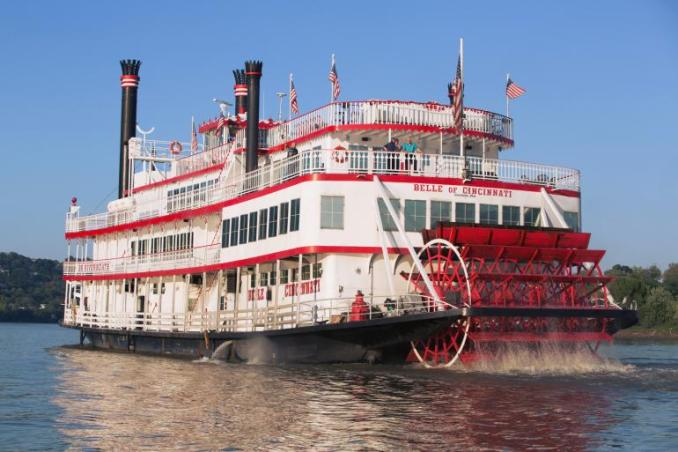 Take a Ride on a Riverboat