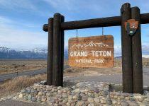veliki nacionalni park Teton