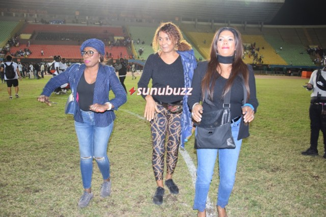 WhatsApp-Image-2019-01-08-at-00.09.09 Match de Gala : Valérie, la femme d'El Hadj Diouf a illuminé le stade (05 images)