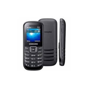 Samsung GT-E1207 Keystone 2 Dual SIM - Ecran 1,52 pouce - 800 mAh - Téléphone portable