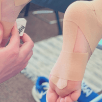 Kinesiology Tape with Dr. Cailin