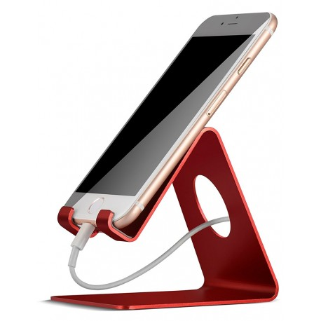 support telephone portable stand support de bureau pour e readers aluminium