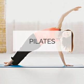 Pilates with Kamalar Tabor