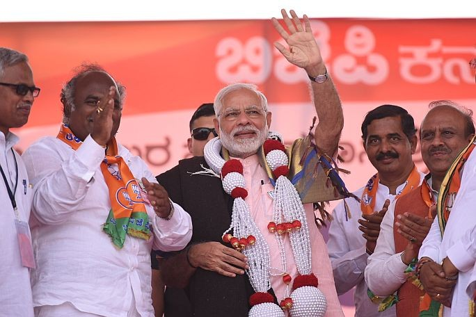 PM Modi in Cuttack: 'My govt moving on correct path, fight against corruption has sent shivers down the spines of opponents'