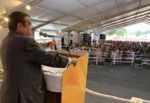 Union Minister for Water Resources Nitin Gadkari on Thursday said water of three rivers flowing into Pakistan, over which India has full rights under the Indus Water Treaty, will be diverted to Yamuna river