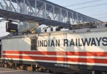108 packman were found illegally selling goods and food items in trains