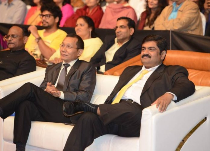 MD Amit Bhatnagar sees a bright future for his company Diamond Power