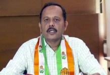 Gujarat congress Manish Doshi writes letter