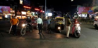Currently, night curfew is implemented in Ahmedabad, Vadodara, Surat and Rajot from 9 pm to 6 am