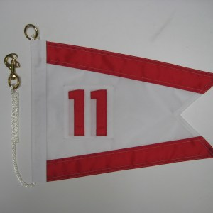 Command Flag - Burgee