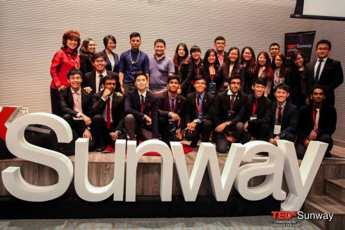 Sunway TEDx Club Committee