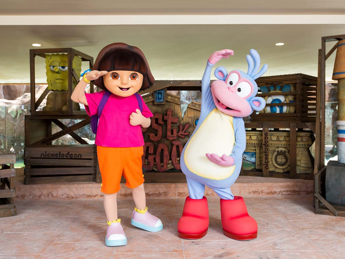Dora & Boots