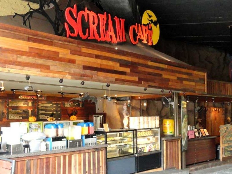 Scream Cafe