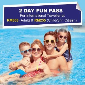 2 Day Fun Pass Product Banner