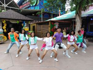 Catch the viral load performance happening at Sunway Lagoon