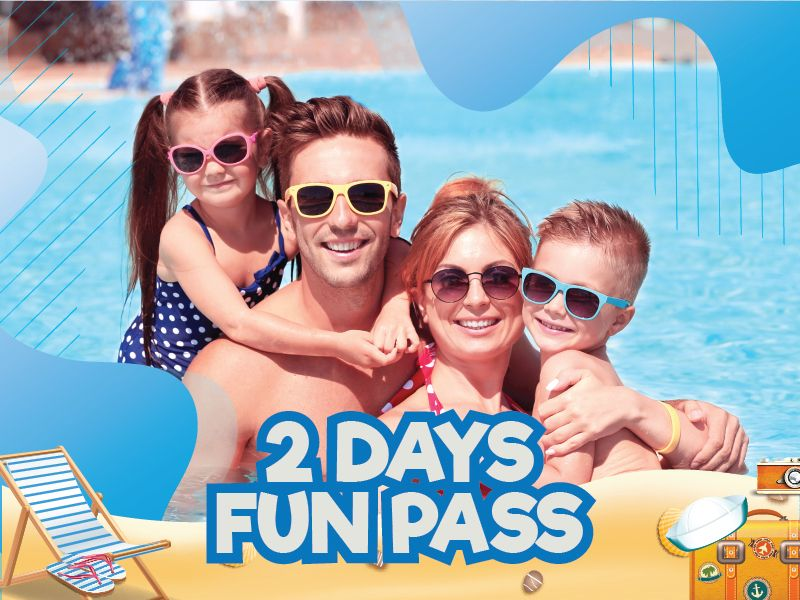 2 Day Fun Pass