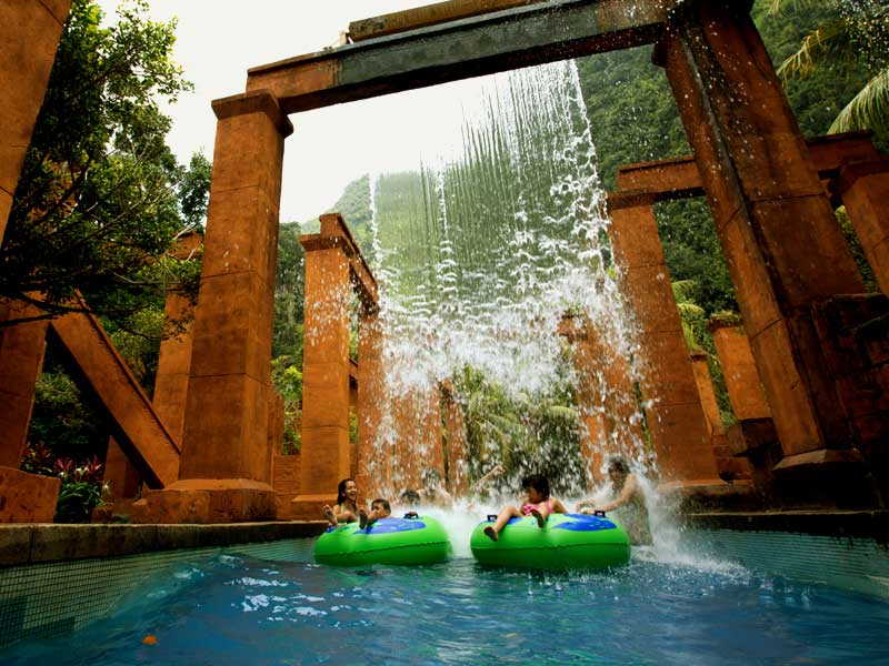 Adventure River - Lost World Water Park