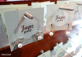 Korean-inspired earrings! From RM10 onwards.