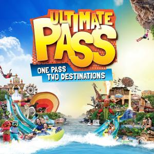 Sunway Theme Parks Ultimate Pass