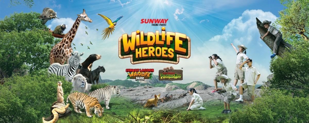 Wildlife Heroes - Sunway Theme Parks